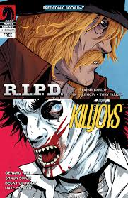 a conversation with gerard way about his new series killjoys
