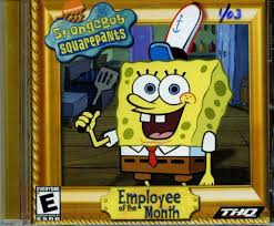 109 11285 spongebob squarepants employee of the month video