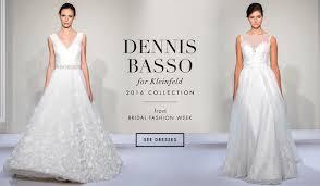 kleinfeld wedding dresses wedding dresses dennis basso for kleinfeld bridal 2016 inside