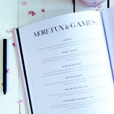 the wedding planner book wedding planner hen party book guest book package by illustries