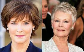 short haircuts for older women with fine hair short haircut images for older women pixie bob fine hair 2018 2019