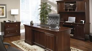 sauder palladia executive desk incredible sauder palladia desk throughout cherry furniture