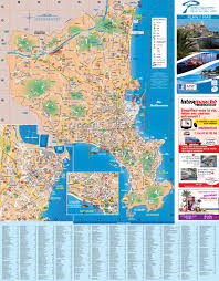map of antibes antibes sightseeing map