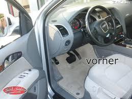 Esszimmerst Le Leder Optik Materialmuster Leder Look Für Autositze Audi Q7 Schonbezug
