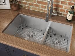 60 inch white kitchen base cabinet 33 inch low divide undermount tight radius 60 40 bowl
