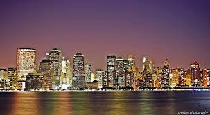 new york skyline lower manhattan night pentax user photo gallery