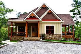 house plans walkout basement lake wedowee creek retreat house plan