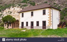 ranch house at smugglers cove santa cruz island channel islands