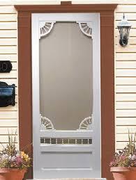 Exterior Door Design Best Exterior Screen Door Options
