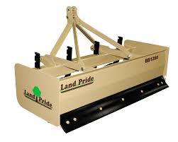 Kubota Matched Land Pride Products Land Pride