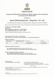 bureau veritas levallois apex oilfield equipment qingdao co ltd