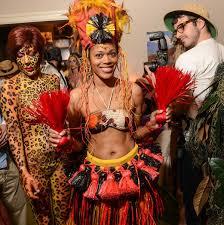 allison sarofim u0027s annual halloween party vogue