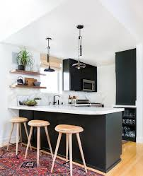 small black and white kitchen ideas home interior design black white kitchens 2018 ideas black