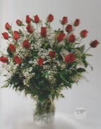 2 dozen roses 2 dozens roses in vase green florist thornhill markham