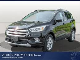 Ford Escape Length - ford escape in charlevoix mi fox charlevoix ford