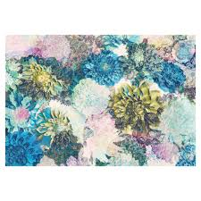 provincial wallcoverings 8 941 frisky flowers mural lowe s canada view larger