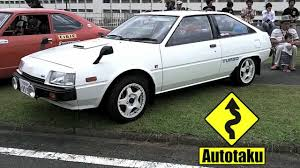 mitsubishi cordia for sale turbo hotness mitsubishi cordia turbo gt youtube