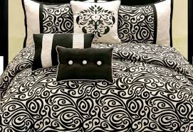 Paisley Comforters Bedding Set Black And White Twin Bedding Savour Blue Bedspreads