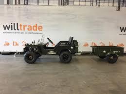 mini jeep willy jeep mini met aanhanger nieuw willtrade b v