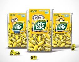 minion tic tacs where to buy despicable me minion tic tac limited edition 全新限量的嗒糖 x24