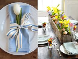 Easter Dinner Table Decorations by The Best Easter Table Decorations And Serveware Yes Please