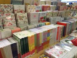 tokyo stationery eye candy part 1 loft at seibu ikebukuro finally the hobonichi section the selection is surprisingly small and after asking the staff told me many are out of stock since they are on sale since