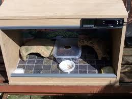 Vivarium Wood Decor How To Setup Basic Leopard Gecko Vivarium Reptile Forums
