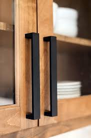 kitchen cabinet door handles black home design ideas