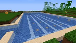 my olympic size swimming pool survival mode minecraft java