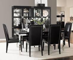 black dining room set attractive black dining set smart design black dining room sets