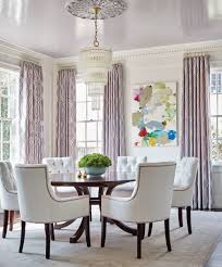 Living Room With Chairs Only In This Buckhead Home The Artwork Is The True Star Atlanta Magazine