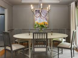 photos hgtv chic gray dining room with farmhouse table clipgoo