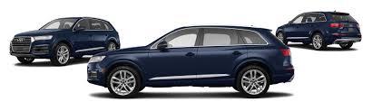Audi Q7 Colors - 2017 audi q7 awd 3 0t quattro prestige 4dr suv research groovecar