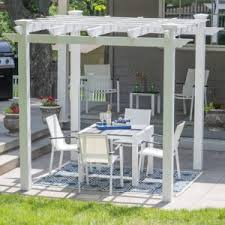 vinyl pergola kits reviews and buyer u0027s guide for the best vinyl