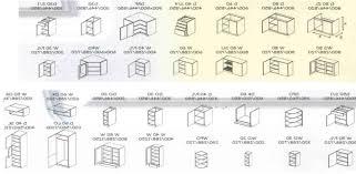 meuble cuisine dimension dimensions meubles cuisine cuisine ikea metod blanche and
