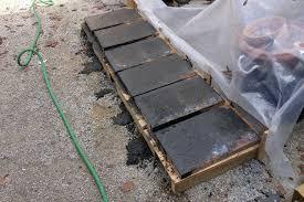Diy Concrete Patio Diy Cast Concrete Patio Stones Album On Imgur