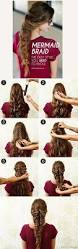 17 hair tutorials you can totally diy mermaid braid mermaid and