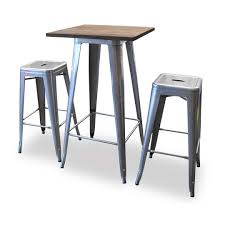 Tolix Bar Table Tables Dining Options