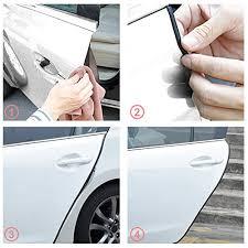 guarnizioni porte auto allcaca 4m striscia bordo guarnizioni portiere auto gomma