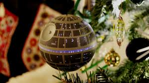 Darth Vader Christmas Tree Topper by That U0027s No Snow Globe Diy Death Star Ornament Is Pure Holiday