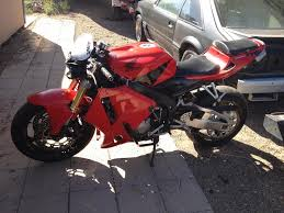 honda cbr old model for sale 06 honda cbr 600rr stuntbike truestreetcars com