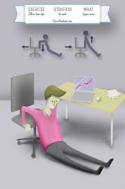 Office Workouts At Your Desk by 54 Best Deskbound Stretching Tips Images On Pinterest Office