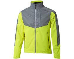 yellow waterproof cycling jacket altura nightvision evo 3 waterproof cycling jacket merlin cycles