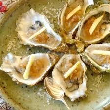 cuisiner les huitres les huîtres cuisine à l ouest