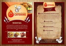 ngo brochure templates brochure catering brochure templates