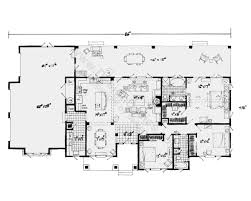 open one story house plans 2500 sq ft house plans single story home decor design ideas