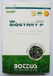 concimazione tappeto erboso concime fertilizzante per prato bottos bio start 12 20 15 2 kg