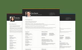 free clean and professional resume cv psd template