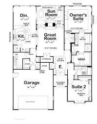 house plans for one story homes 100 single story floor plans one story 3 bedroom modern