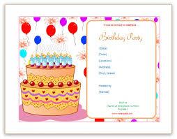 birthday invite template powerpoint birthday invitation template birthday celebration